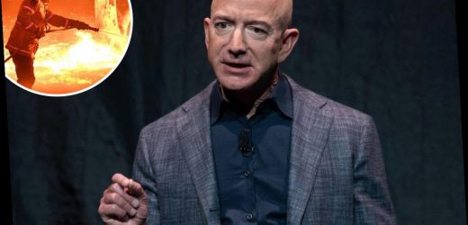 Jeff Bezos slammed for giving Australia fire victims just $690,000 – the same as you giving 0.0006% of your salary