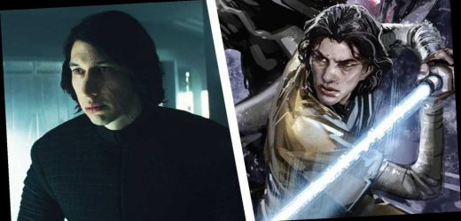 This New 'Star Wars' Comic Shows How Ben Solo Became Kylo Ren