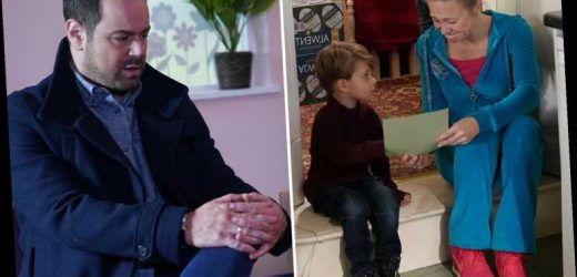 EastEnders spoilers: Linda Carter takes Ollie out of school after social worker visit and refuses rehab to drink again