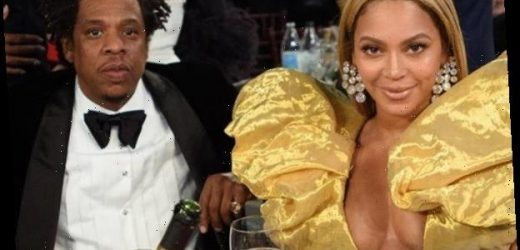 Beyoncé Skipped the Golden Globes Red Carpet & Had Her Own Photo Shoot