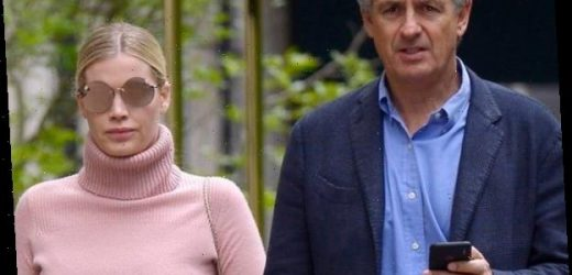Lady Kitty Spencer Reportedly Engaged to 60-Year-Old Boyfriend