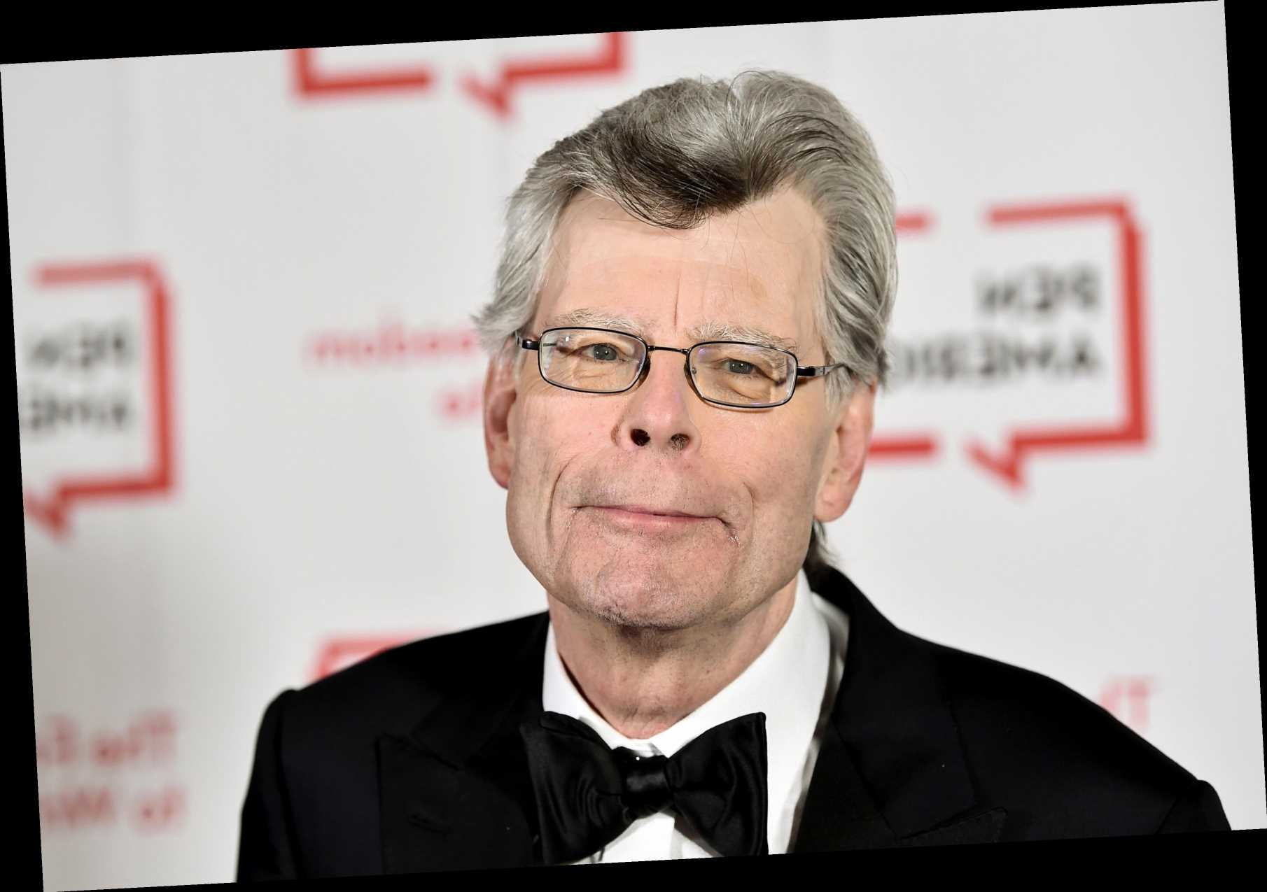 Stephen King Argues That the Oscars Are 'Still Rigged In Favor of White People'