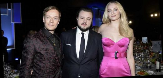 The Game of Thrones Cast Reunites at the 2020 SAG Awards