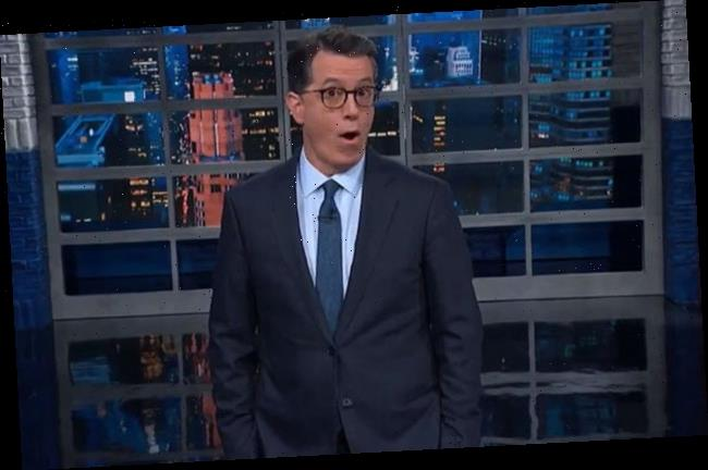 'The Late Show With Stephen Colbert' Keeps It Simple On The Reasons For Impeachment