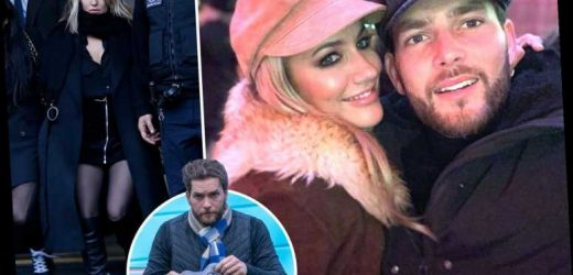 Caroline Flack splits from boyfriend Lewis Burton a month after court bans contact between them following assault charge – The Sun