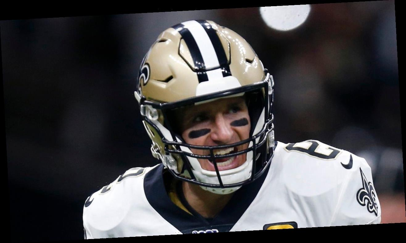Drew Brees' future with Saints comes into question after playoff loss to Vikings