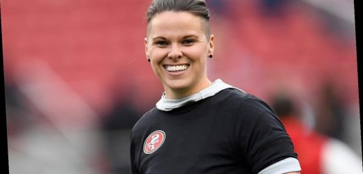 Super Bowl LIV will feature 49ers coach Katie Sowers' historic appearance