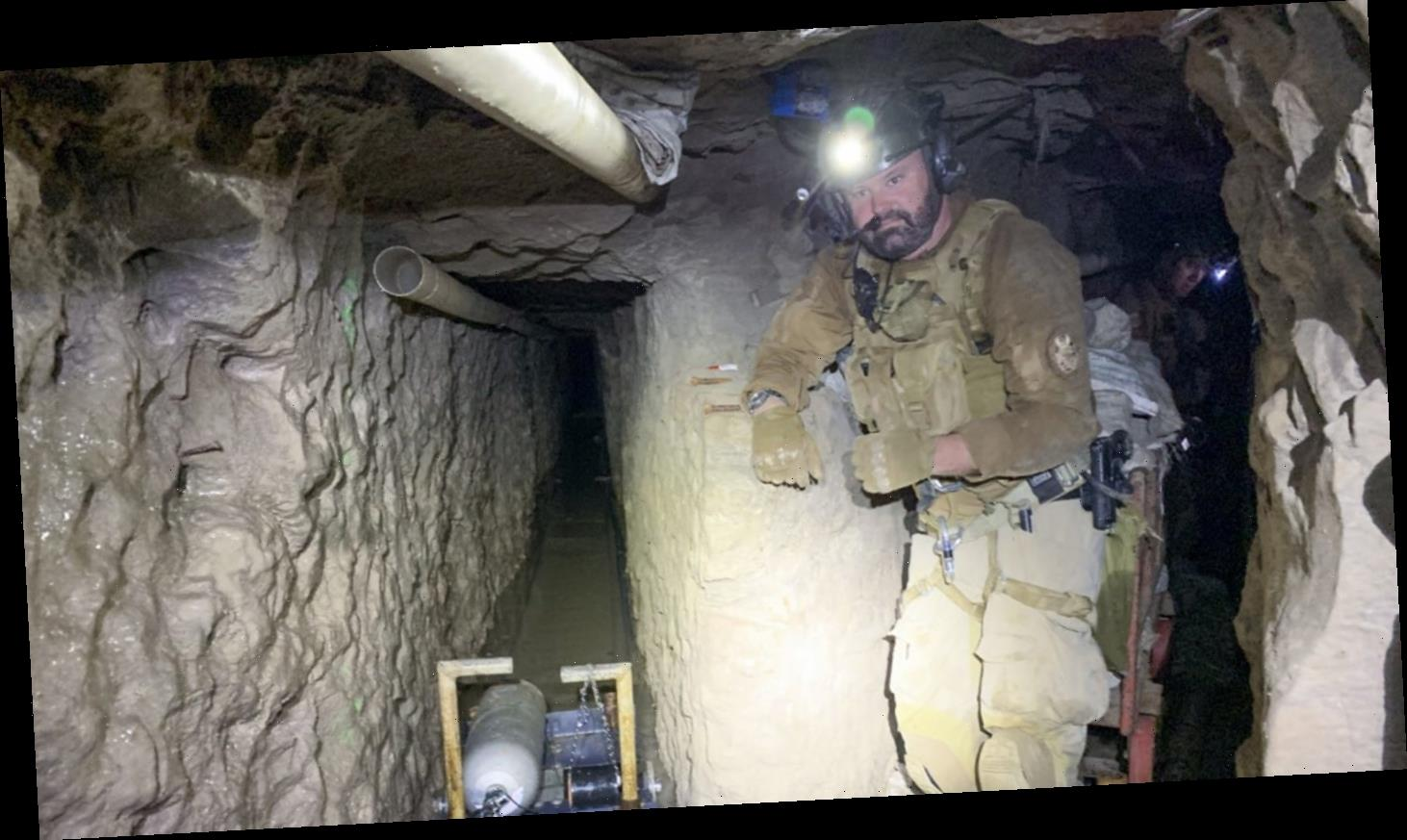 4,309-foot-long tunnel in San Diego is longest ever discovered along Southwest border