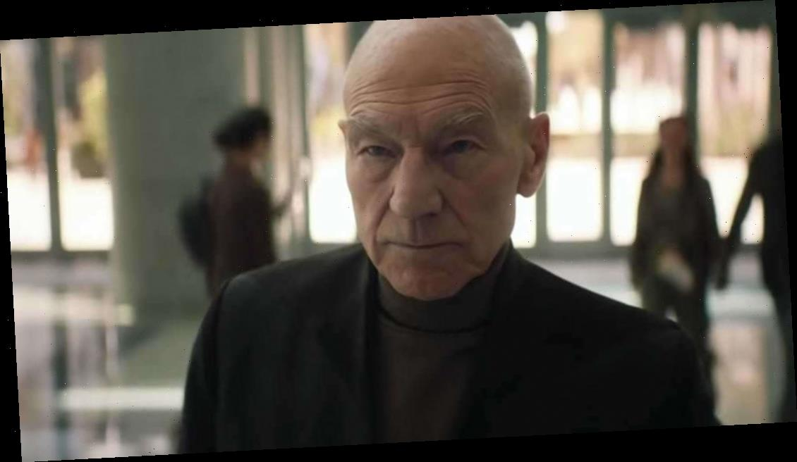Patrick Stewart Says Star Trek: Picard Isn't As 'Safe' As Next Generation