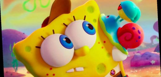 New SpongeBob Movie: Sponge on the Run Teaser Delivers A Lot Very Quickly