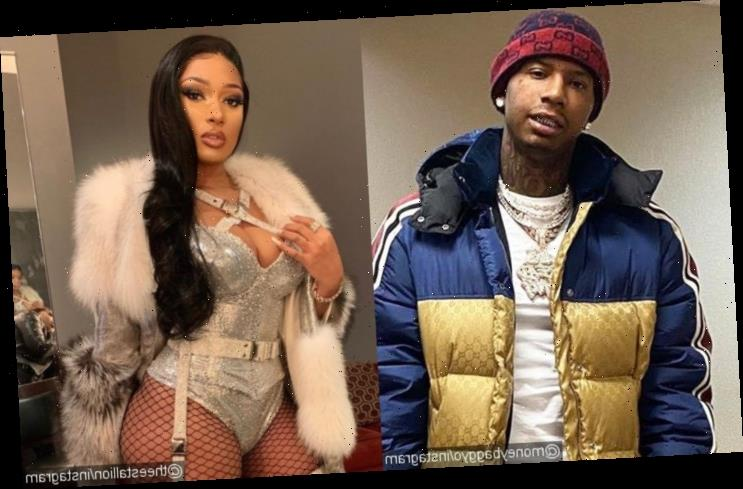 MoneyBagg Yo Has Hilarious Reaction to Inquiry About Megan Thee Stallion Sex