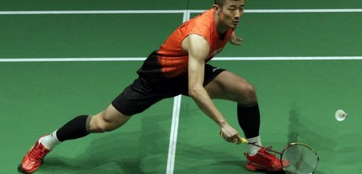 Badminton: Olympic champion Chen Long leads strong Chinese contingent at Singapore Open
