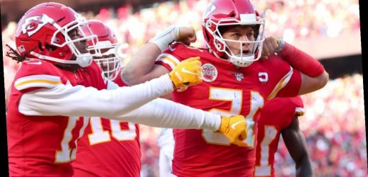 Chiefs slight favorites over 49ers in Super Bowl