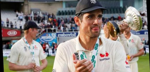Sir Alastair Cook 'lost that fire' towards end of England Test career