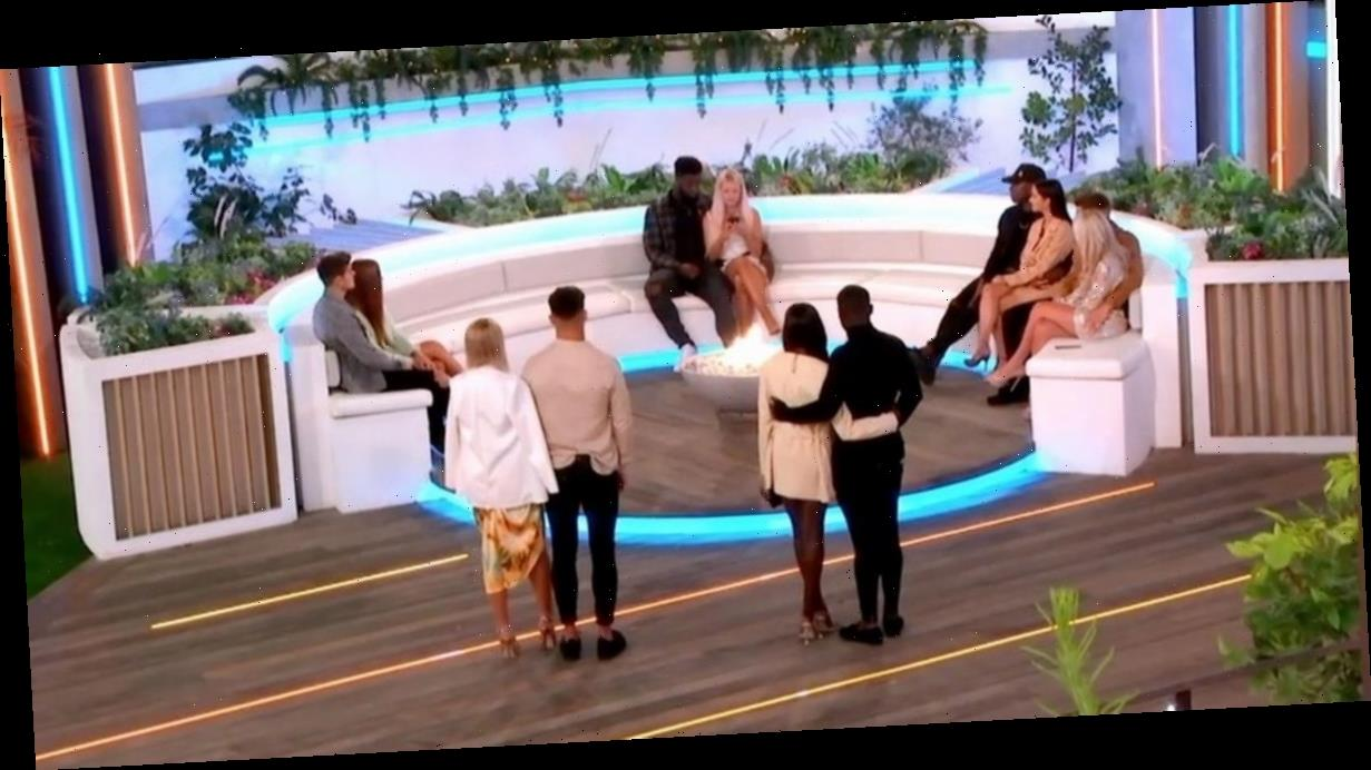 Love Island fans stunned as Islanders turn on strong couple and dump them