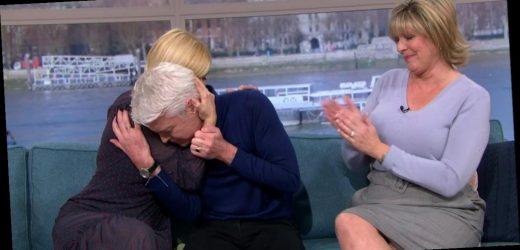 This Morning staff 'completely in the dark' about Phillip Schofield news