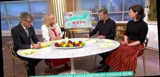 Richard and Judy's This Morning stint divides viewers as they return to show