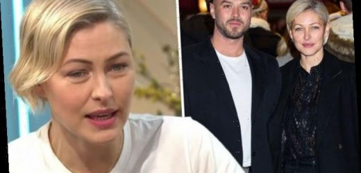 Emma Willis: The Voice host in emotional admission about 'hard' time with husband Matt