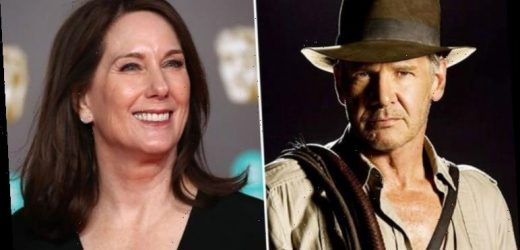Indiana Jones 5: 'Harrison Ford READY to go' as Kathleen Kennedy shuts down THIS rumour