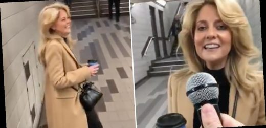 """A Stranger Stopped This Woman to Sing """"Shallow,"""" and Suddenly, a Subway Star Was Born"""