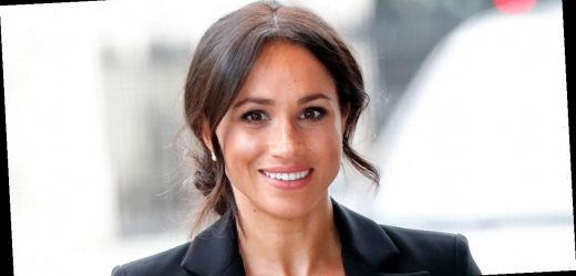 Meghan Markle close to tears in behind-the-scenes video of 'secret project'