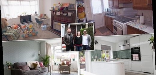 Couple left without TV in George Clarke's Old House, New Home