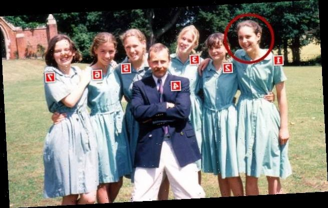 What became of Kate Middleton's friends from St Andrew's prep school