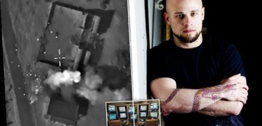 Ex-US drone operator tells how he dropped a missile on child
