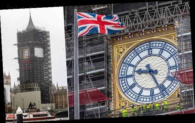 Cost of work to repair Big Ben soars by a further £18million