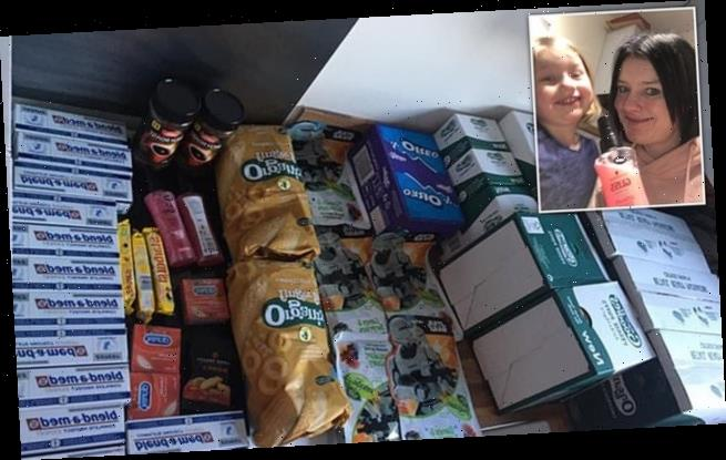 Thrifty mum saved £100 on food order using an anti-food waste website
