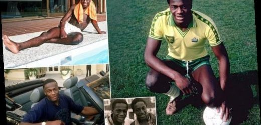 Fashanu inducted into National Football Museum´s Hall of Fame