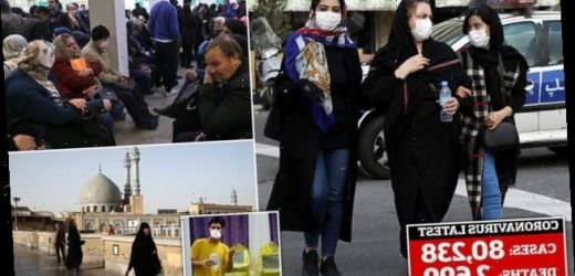 Iran's coronavirus death toll rises to 15 amid surge of new infections