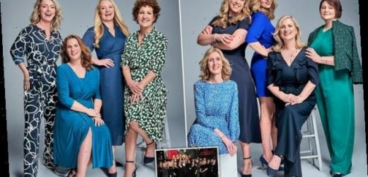 Military Wives Choir's original members tell their stories