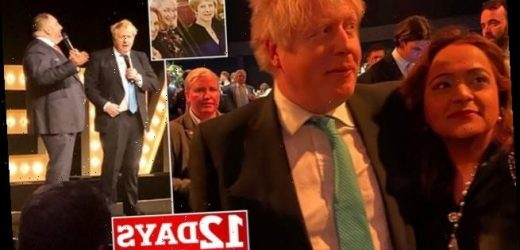 Russian oligarch's wife 'paid £45,000 for tennis with Boris Johnson'