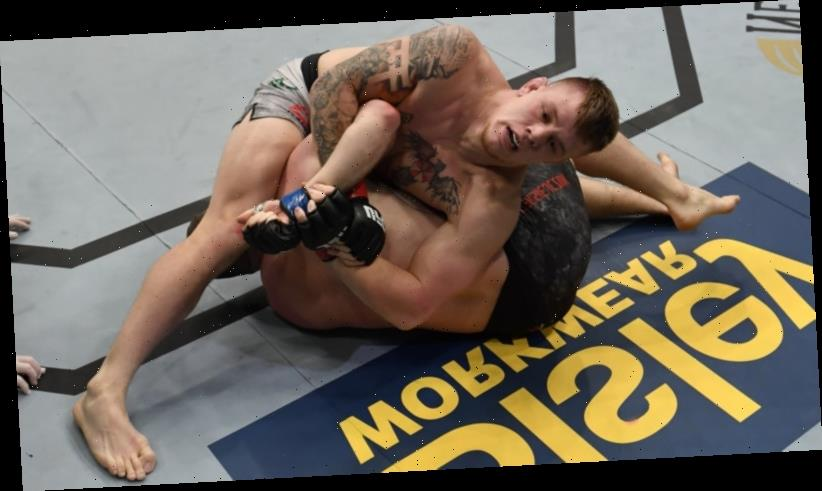 Crute back to winning ways at Auckland UFC