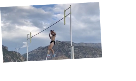BYU Student Snags Scrotum In Gruesome Pole Vault Accident