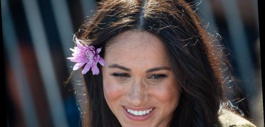 Meghan Markle's Dress Is Made From Recycled Fabric — & You Can Buy It Right Now
