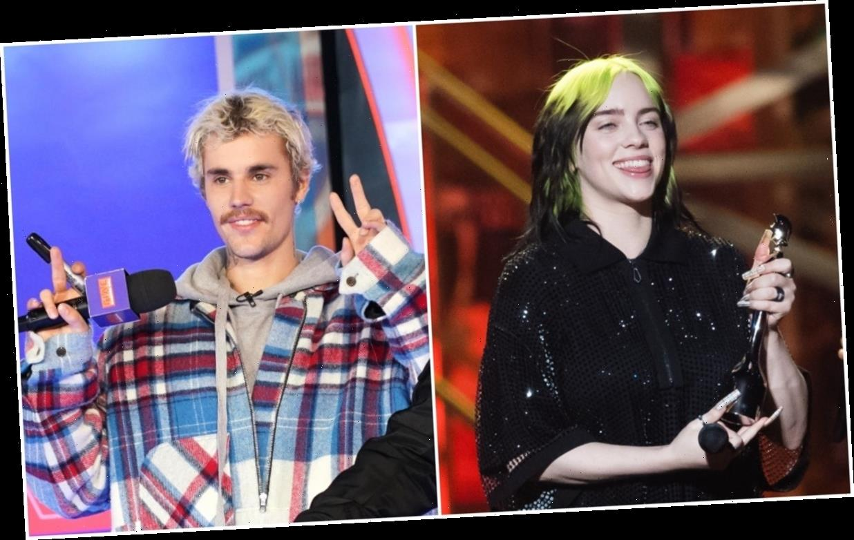 Billie Eilish's Quote From Justin Bieber's 'Seasons' Finale Is All Love