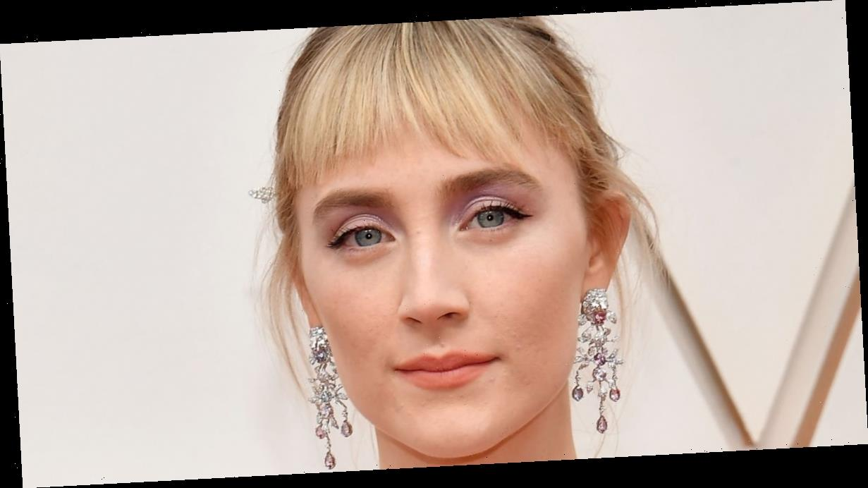 Give Saoirse Ronan and Her New Baby Bangs the Oscar