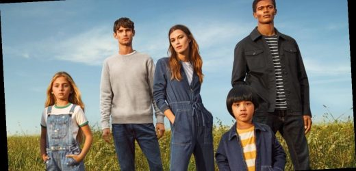 M&S have launched a brand new denim range – and it's all sustainably sourced
