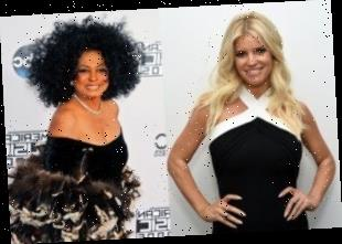 Jessica Simpson and Diana Ross Have More In Common Than Music and Being In-Laws