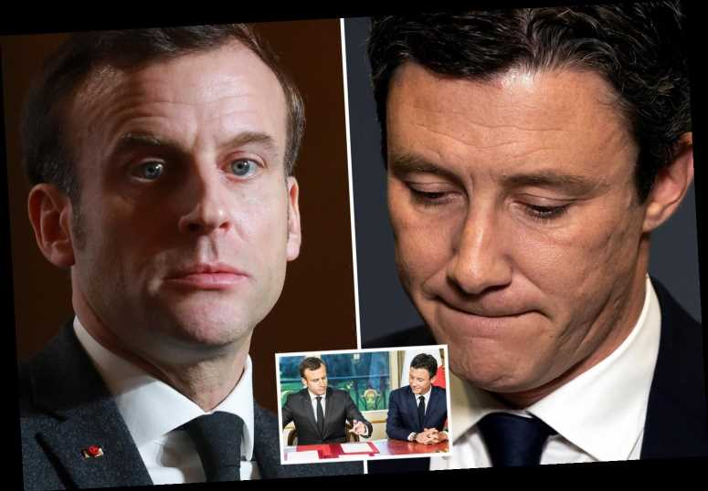Macron's closest ally exposed for sending X-rated sex video to young woman forcing family man to quit Paris Mayor race – The Sun