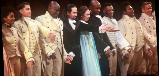 Some Report Disney Could Make Lin-Manuel Miranda's 'Hamilton' a Franchise and Fans Have One Question: How?