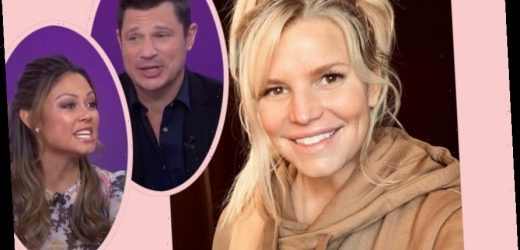 Jessica Simpson Swears She Only Told 'The Truth' About Nick Lachey Divorce As She Goes Makeup Free