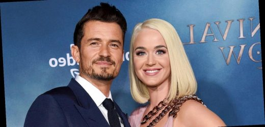 New Date! Katy Perry and Orlando Bloom Are Having a Spring Wedding