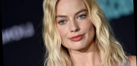 The Funny Reason Why Margot Robbie Is Retiring Her Tattoo Efforts