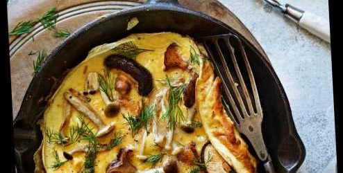Masterchef host reveals the three omelette cooking mistakes we've ALL been making