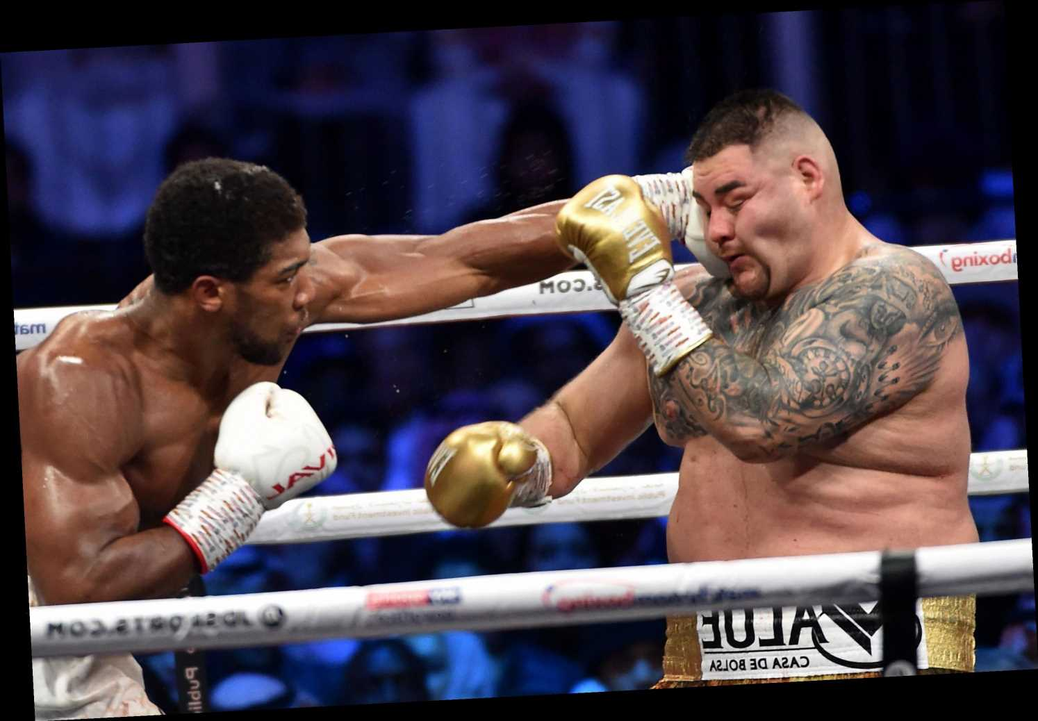 Andy Ruiz Jr reveals he is close to announcing comeback fight after loss to Anthony Joshua – The Sun