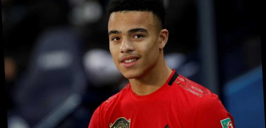 Man Utd starlet Mason Greenwood snubs top agents to keep father as his agent – The Sun