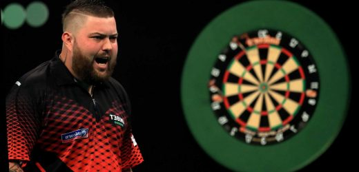 Michael Smith hits first Premier League nine-darter in almost THREE years in Dublin – The Sun